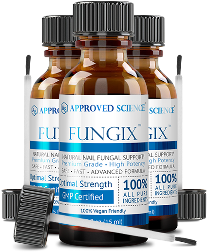 Fungix Main Bottle